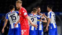 BL : le Hertha Berlin s'amuse dans le derby face à l'Union