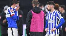 Bundesliga : pas de vainqueur dans le derby entre l'Union et le Hertha Berlin