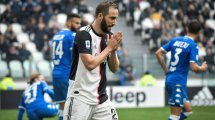 Juventus : Gonzalo Higuain sort enfin du silence