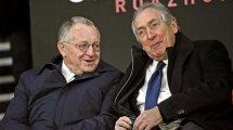Gérard Houiller conseille à l'OL de prolonger Rudi Garcia