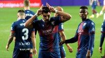Liga : Huesca écarte Granada de son chemin