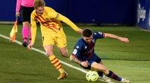Liga : Barcelone gagne petit à Huesca