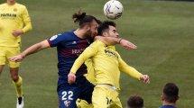 Liga : pas de vainqueur entre Huesca et Villarreal