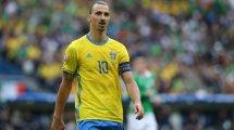 Suède : Zlatan Ibrahimovic vers un retour en sélection !