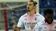 AC Milan : Zlatan content de l'arrivée de Mandzukic