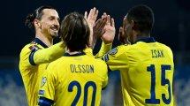 Vidéo : la fabuleuse aile de pigeon décisive d'Ibrahimovic avec la Suède