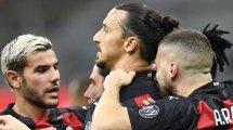 Serie A : Zlatan Ibrahimovic offre au Milan le derby face à l'Inter