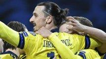 Le Bayern Munich a tenté le coup Zlatan Ibrahimovic
