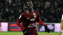 L1 : le Messin Ibrahima Niane élu joueur du mois de septembre