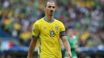 Euro : la Suède annonce le forfait de Zlatan Ibrahimovic