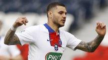 PSG : Mauro Icardi devrait rester