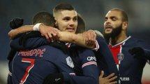 Lorient-PSG : les compositions officielles