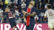 PSG : mais où était Mauro Icardi ?