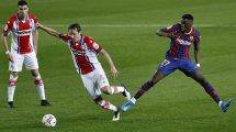 Barça : Ilaix Moriba aurait dû rejoindre Manchester City
