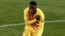 Ilaix Moriba et Ansu Fati commencent à causer du souci au FC Barcelone