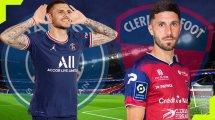 PSG-Clermont : les compositions probables