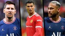 Le top 10 des joueurs les mieux payés du monde