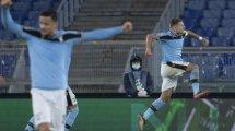 Serie A : la Lazio d'une courte tête contre Cagliari