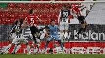 Copa del Rey : match nul entre l'Athletic et Levante