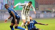 Coupe d'Italie : CR7 offre le premier round à la Juve face à l'Inter