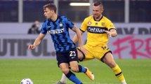 Le PSG adore Nicolo Barella