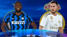 Inter Milan-Real Madrid : les compositions officielles