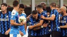 Icardi, Cavani, Lautaro : le directeur sportif de l'Inter lâche ses vérités pour le mercato