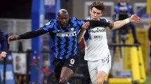 Serie A : l'Inter Milan dompte l'Atalanta
