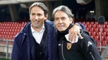 Serie A : Simone et Pippo Inzaghi se quittent dos à dos