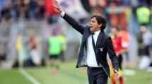 La Lazio propose une prolongation à Simone Inzaghi