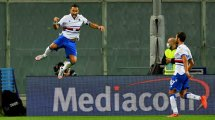 Serie A : la Sampdoria domine facilement la Lazio