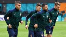 Euro 2020, Italie : la Pescara connexion a pris le contrôle de la Squadra Azzurra