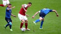 Euro 2020 : l'Autriche enrage contre l'arbitrage
