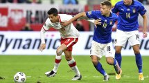 Ligue des Nations : la Pologne et l'Italie se neutralisent, le Danemark brille en Islande