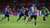 Euro 2020 : l'Italie vient à bout de l'Autriche en prolongation et rejoint les quarts