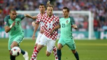 Croatie : Ivan Rakitic prend sa retraite internationale