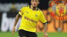 Manchester City se frotte les mains avec Jadon Sancho