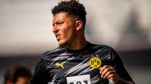 Manchester United peut s'inquiéter pour le transfert de Jadon Sancho