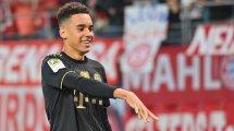 Bayern : Jamal Musiala impressionné par son début de carrière canon