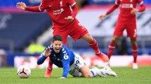 Everton : James Rodriguez forfait face à Chelsea