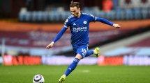 Leicester : Arsenal passe à l'offensive pour James Maddison