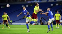 PL : Brighton et Burnley se quittent dos à dos