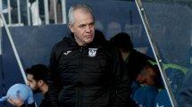 Leganés se sépare de son entraîneur