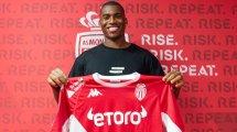 Jean Lucas s'engage à l'AS Monaco jusqu'en 2026