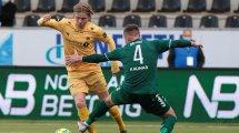 L'AC Milan accélère pour Jens Petter Hauge