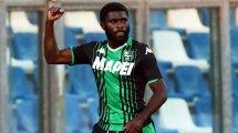 Serie A : Sassuolo enchaîne et s'offre Lecce