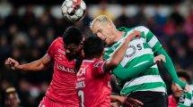 Sporting CP : les adieux de Jérémy Mathieu à ses coéquipiers