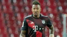 La prolongation de Jérôme Boateng pas prioritaire au Bayern Munich