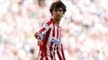 Atlético : blessure au genou pour João Félix