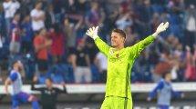 MHSC : une offre de 6 M€ pour Jonas Omlin